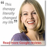 Google Reviews - hypnotherapy dorset