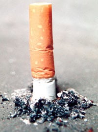 Stop smoking with hypnotherapy in Bournemouth, Dorset